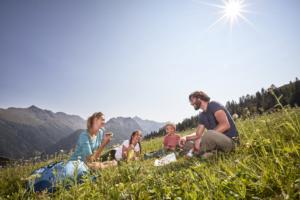 Sommerurlaub in Tirol
